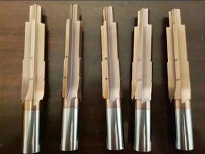 高精度涂层直槽四刃成型刀